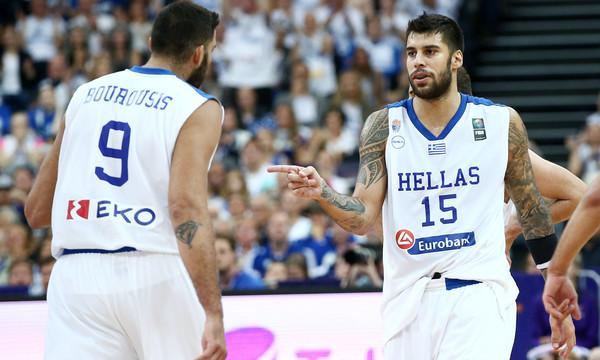 Ευρωμπάσκετ 2017: Οι «σφυρίχτρες» στον τελικό της Ελλάδας με Πολωνία