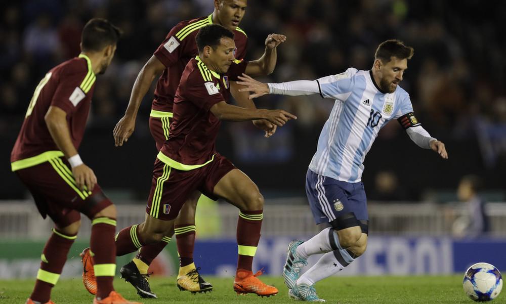 2 χθεσινοβραδινές φάσεις που απέδειξαν ΞΑΝΑ ότι η Αργεντινή είναι λίγη για το Μέσι