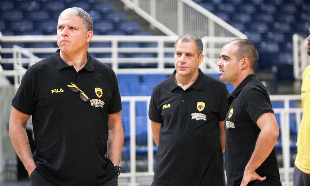 Μανωλόπουλος: «Θέλουμε ομάδα με διάρκεια»