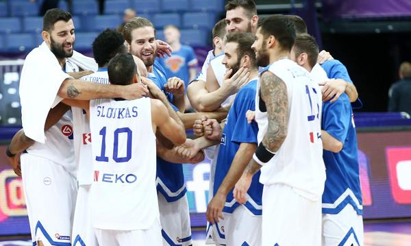 Ευρωμπάσκετ 2017: Πότε παίζει η Εθνική με την Λιθουανία