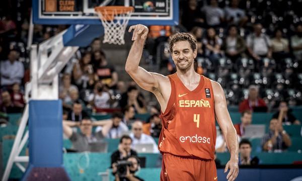Πάου Γκασόλ, ο «βασιλιάς» των Ευρωμπάσκετ! (vids)