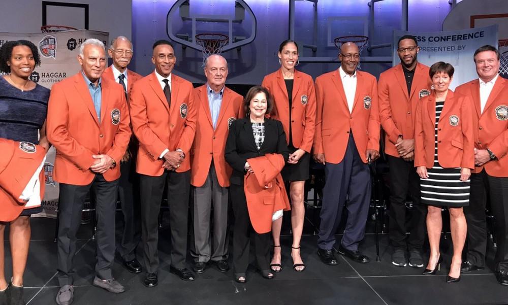 Φόρεσε τα πορτοκαλί του Hall of Fame ο Γκάλης! (photos)