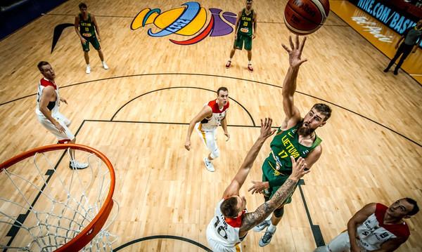 Ευρωμπάσκετ 2017: Η Λιθουανία στο... μικροσκόπιο!