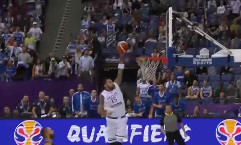 Ευρωμπάσκετ 2017: Οι καλύτερες καρφωματάρες με… Πρίντεζη (video)