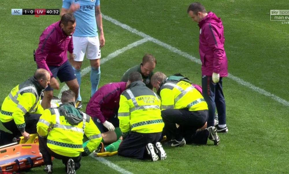 Σοκαριστικός τραυματισμός για Έντερσον! (video)