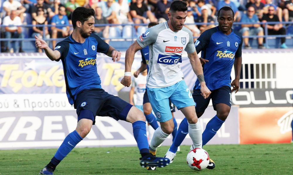 Ατρόμητος-ΠΑΣ Γιάννινα 0-0: Όλα μηδέν στο Περιστέρι!