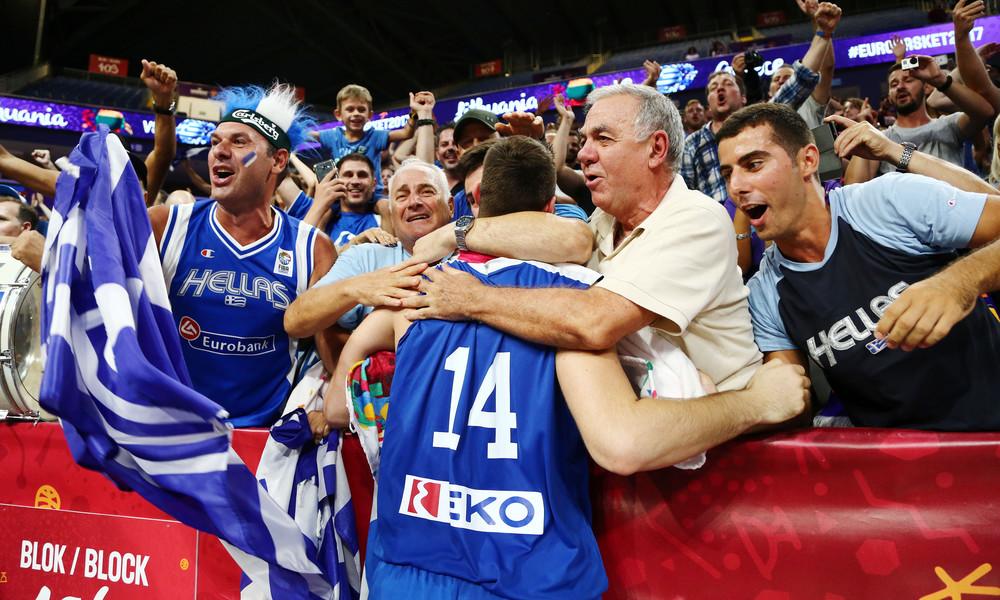 Ευρωμπάσκετ 2017: Το συγκινητικό μήνυμα Παπαγιάννη στους Έλληνες (photo)