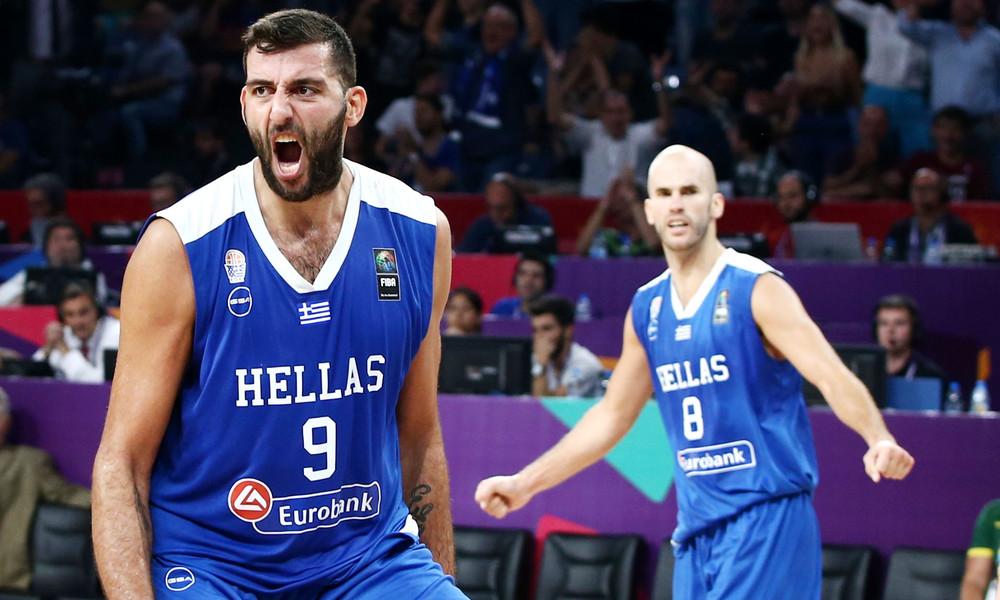 Ευρωμπάσκετ 2017: Ξεκίνησε για… Ρωσία η Ελλάδα (video)