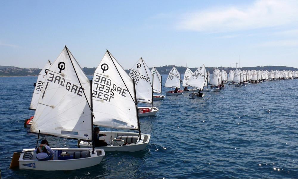 Ιστιοπλοΐα: Αγώνες Όπτιμιστ και Λέιζερ στην Βόνιτσα