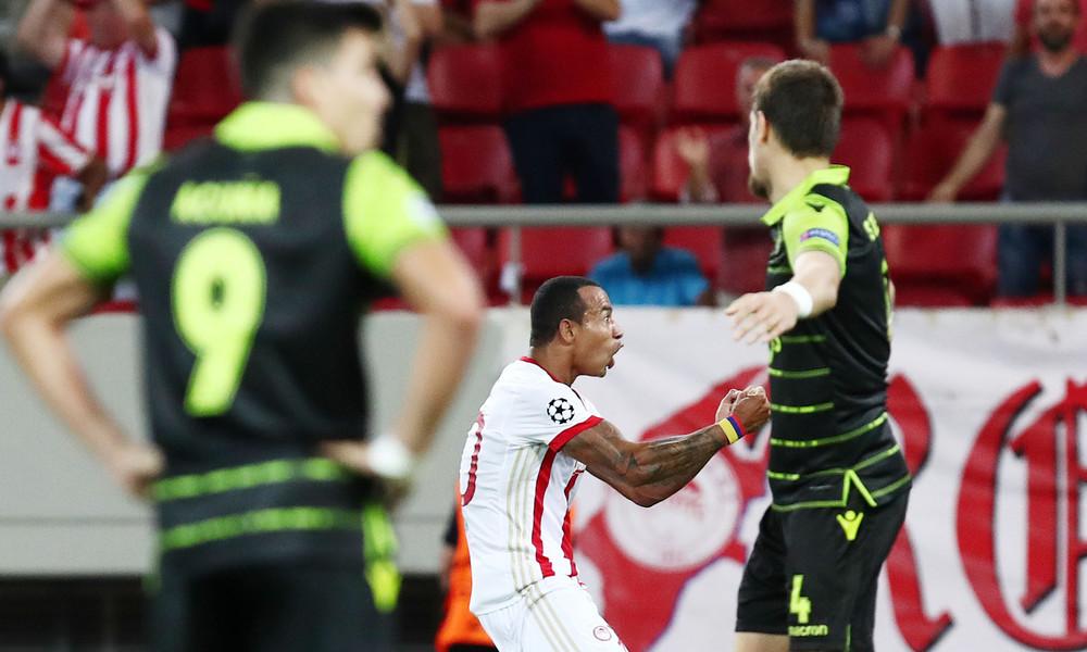 Ολυμπιακός - Σπόρτινγκ Λισαβόνας 2-3: Ο Πάρντο συμμάζεψε το αμυντικό χάλι!