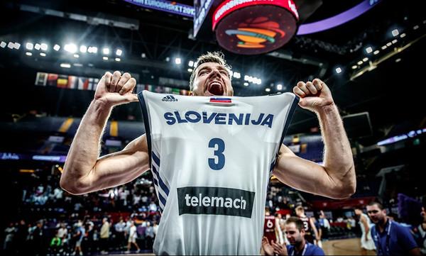 Σλοβενία - Λετονία 103-97: Απίστευτη ματσάρα και επική πρόκριση μετά από οκτώ χρόνια!