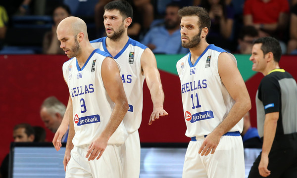 Ευρωμπάσκετ 2017: Επέστρεψε Ελλάδα η εθνική