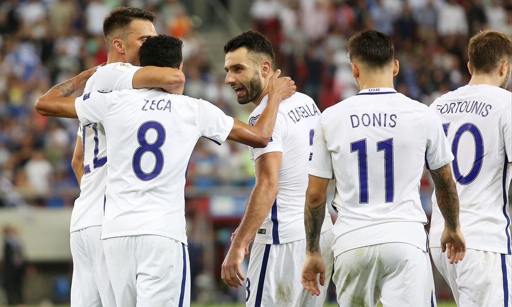 FIFA: Πτώση για την Ελλάδα