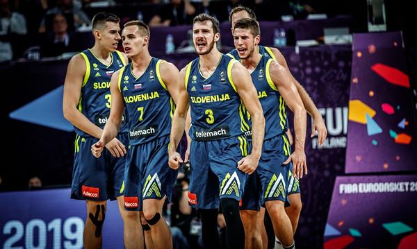 Ευρωμπάσκετ 2017: Η Σλοβενία ισοπέδωσε την Ισπανία και εξασφάλισε μετάλλιο!