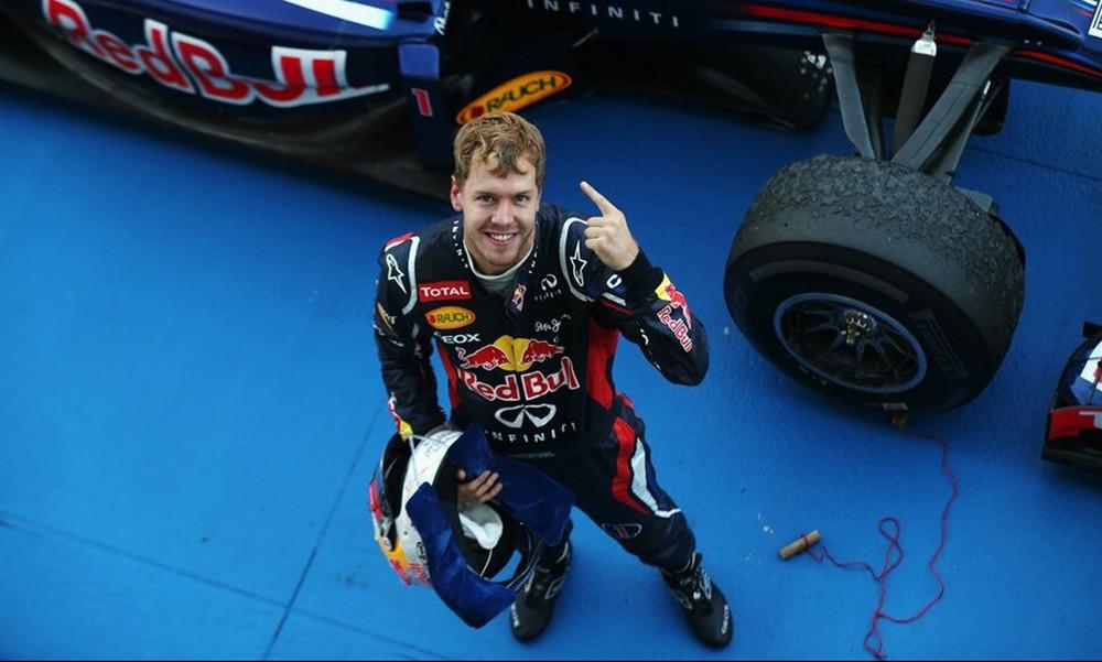 Formula 1: Ο Φέτελ πήρε την pole position