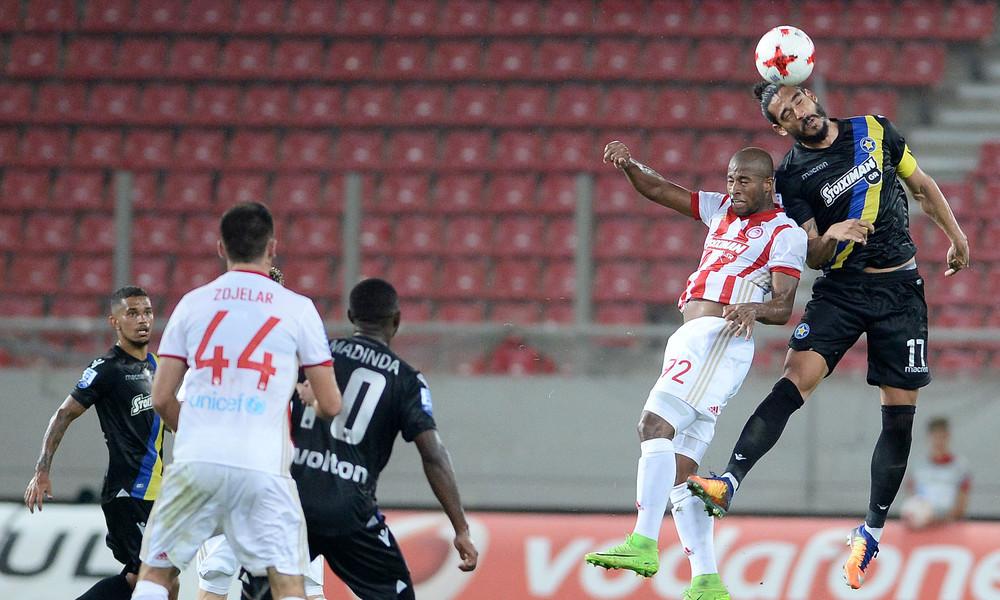 Ολυμπιακός-Αστέρας Τρίπολης 1-1: Γλίτωσε τα… χειρότερα!