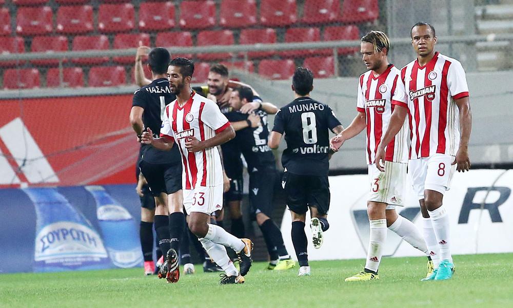 Super League: Γκολ και highlights της 4ης αγωνιστικής