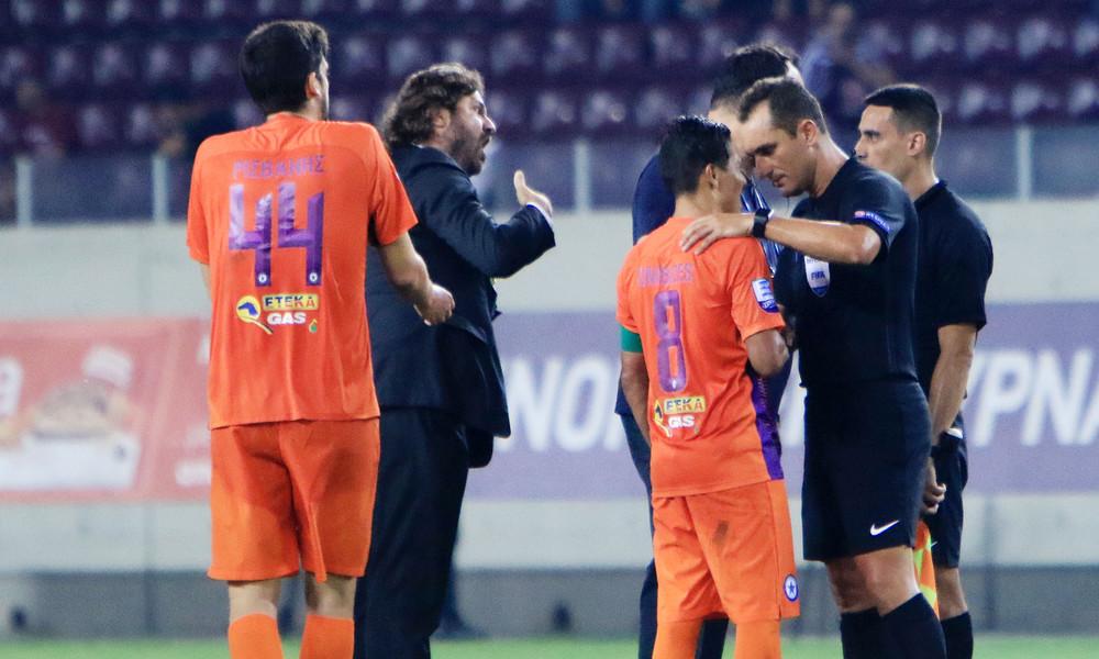 ΑΕΛ-Ατρόμητος 0-0: Αυτό είναι το γκολ που δεν μέτρησε στο AEL FC ARENA (vid)