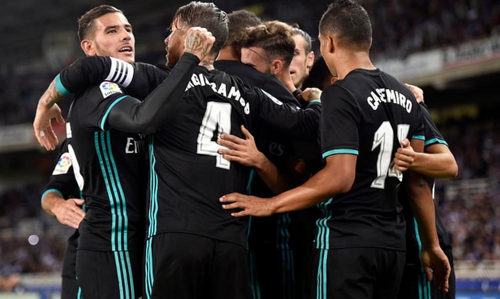 Η Ρεάλ Μαδρίτης χάρισε την πρώτη θέση στη Μπαρτσελόνα! (vid)