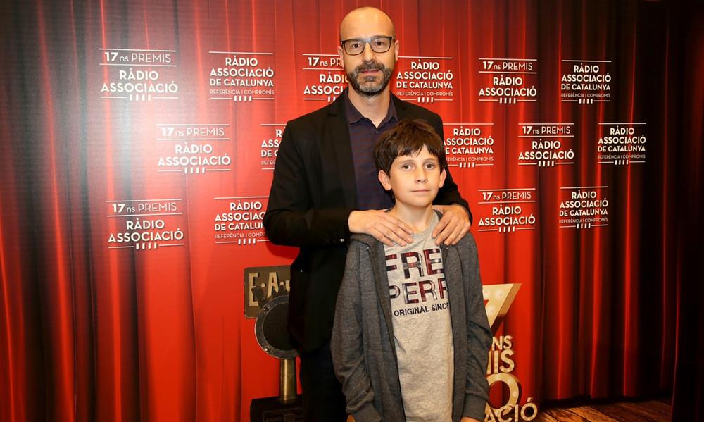 Ο τυφλός 11χρονος που κέρδισε το βραβείο του καλύτερου σπίκερ