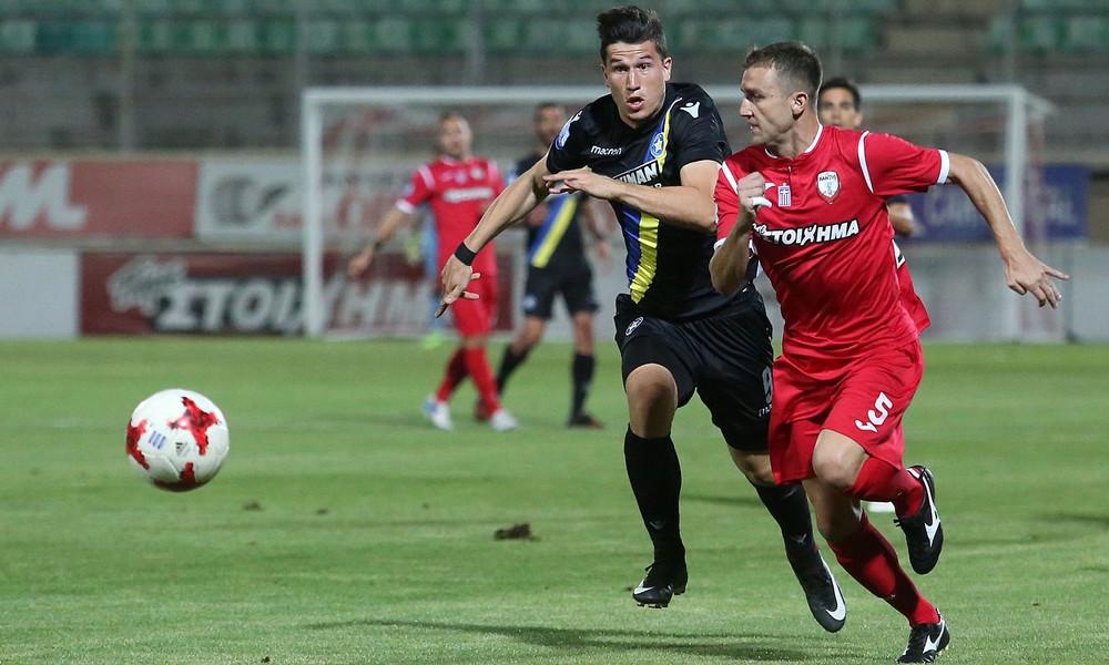 Ξάνθη-Αστέρας Τρίπολης 0-0: Γκολ ούτε με αίτηση!