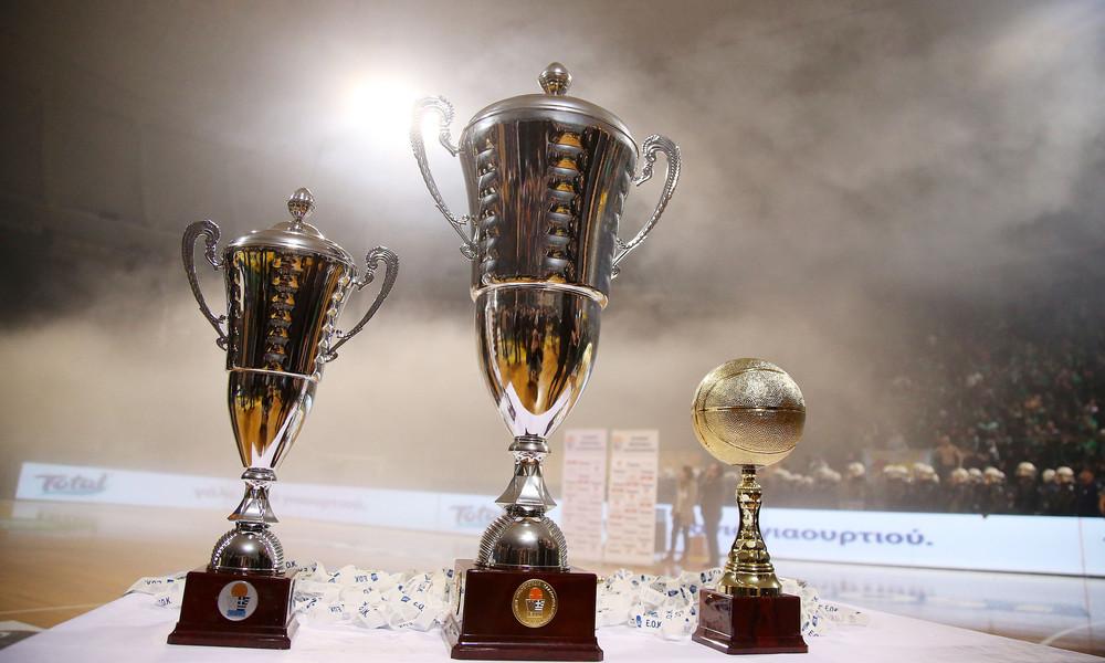 Κύπελλο Ελλάδας: Μονοί… τελικά οι ημιτελικοί!