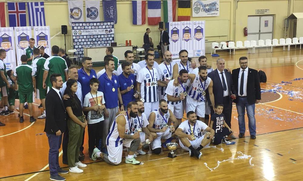 Πρωταθλήτρια Ευρώπης η Ελλάδα!