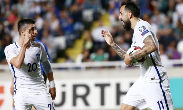 Kύπρος-Ελλάδα 1-2: Έκανε αυτό που έπρεπε και ελπίζει!