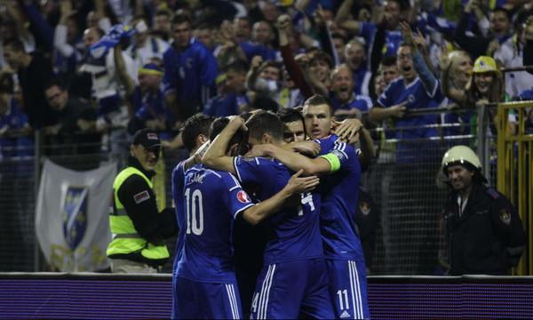 «Απάντησε» η Βοσνία: Δείτε το «φτηνό» 1-1 με το Βέλγιο (vid)