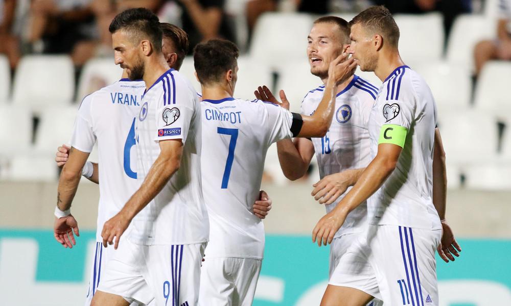 Μεγάλη έκπληξη με Βοσνία!