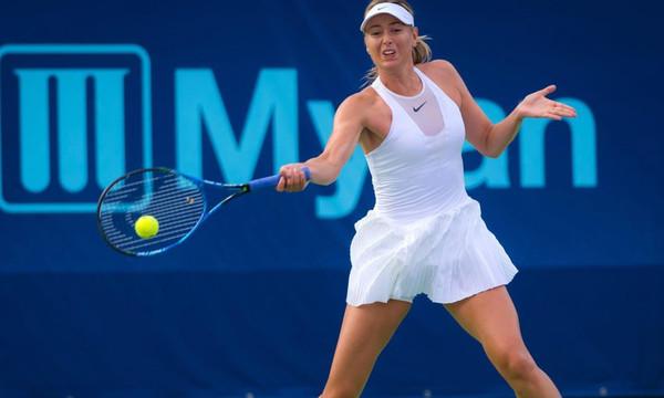 Tianjin Open: Στα ημιτελικά η Σαράποβα