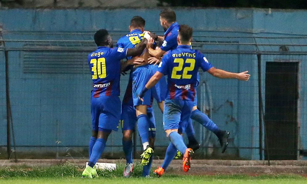 Κέρκυρα-ΑΕ Σπάρτη 6-1: Έβγαλε εξάσφαιρο… πρόκρισης!