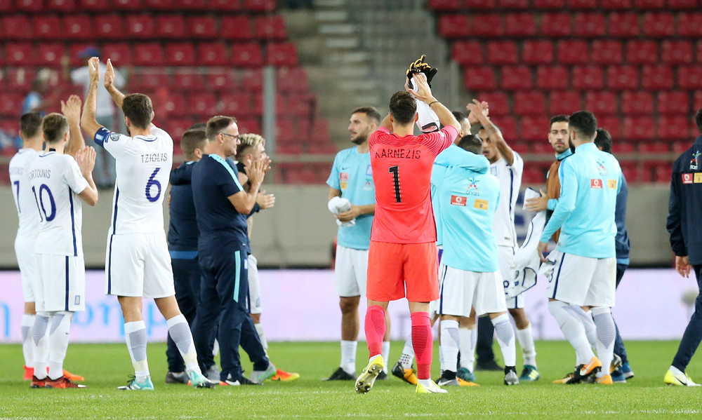 Ελλάδα-Κροατία: Στην κυκλοφορία τα εισιτήρια για το ματς στο «Γ. Καραϊσκάκης»