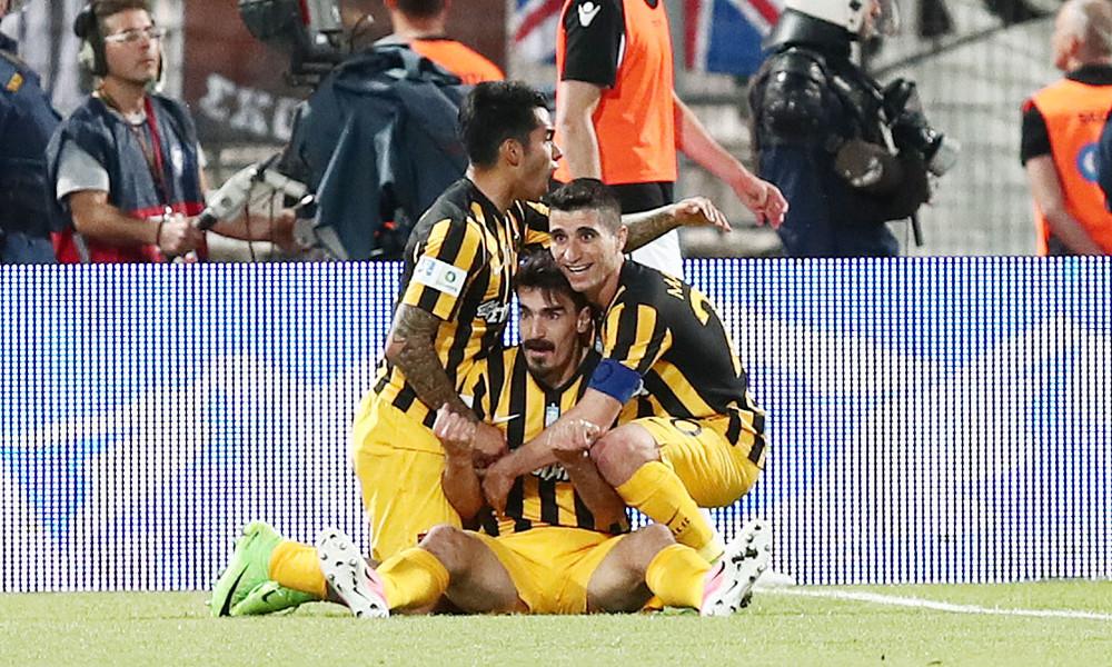 Πρωταγωνιστές σε video της UEFA οι Μάνταλος και Χριστοδουλόπουλος (pic)