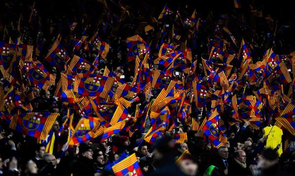 Ανεξαρτησία Καταλονίας: Οι κρίσιμες ώρες για το μέλλον της Μπαρτσελόνα!
