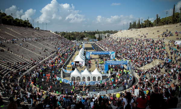 Μαραθώνιος Αθήνας: Τετραήμερη γιορτή αθλητισμού και πολιτισμού (9-12/11)