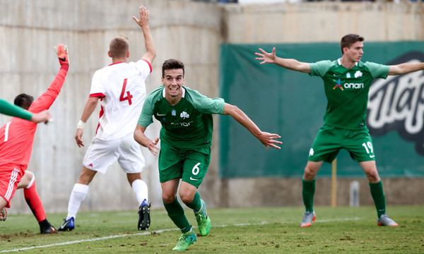 Παναθηναϊκός - Ολυμπιακός 1-0 (Κ20): «Πράσινο» το ντέρμπι των Νέων (pics)