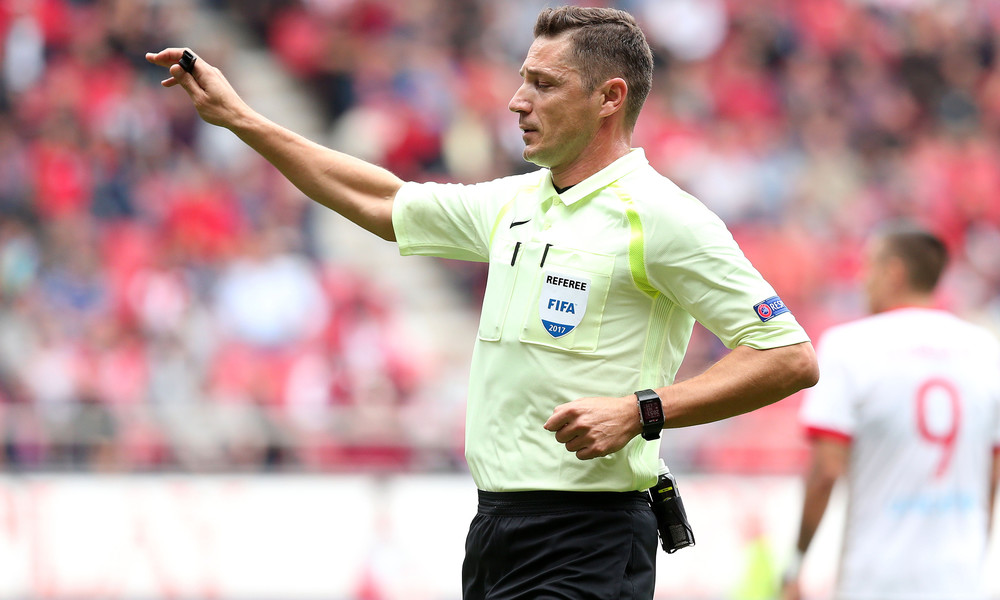 Super League: Ο Αρετόπουλος στο ντέρμπι ΑΕΚ - ΠΑΟΚ