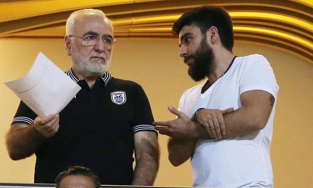 Ο Σαββίδης στηρίζει ΑΕΚ! (pic)
