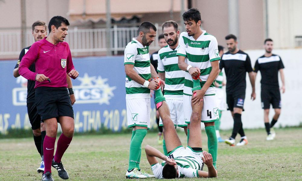 Αχαρναϊκός: Αποβάλλεται από την Football League