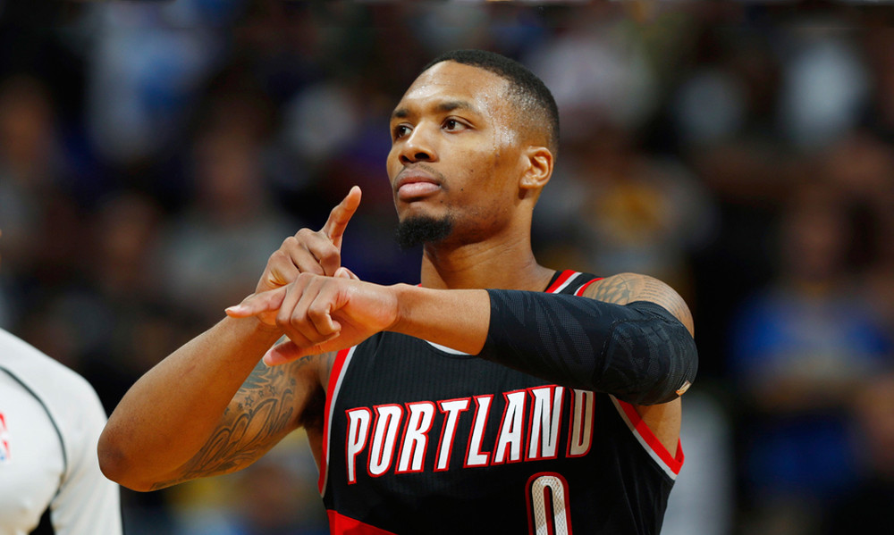 NBA: Στην κορυφή η τριποντάρα του Λίλαρντ! (video)
