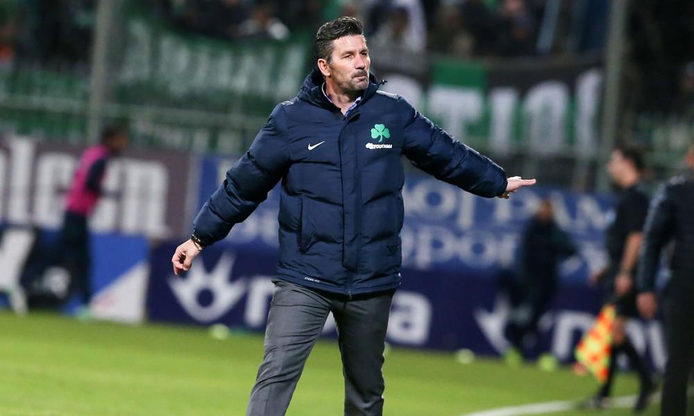 Ουζουνίδης: «Σε ένα ακόμα εκτός έδρας ματς δεν καταφέραμε να μην δεχτούμε γκολ»