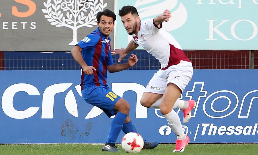 Κέρκυρα - ΑΕΛ 1-1: Ισοπαλία χωρίς... χαμόγελα!