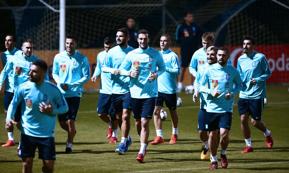 Εθνική Ανδρών: Αντίστροφη μέτρηση για Κροατία (pics+vid)