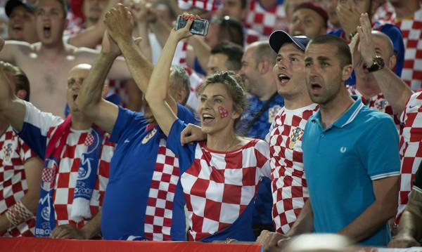 Κροατία-Ελλάδα: Χαμός στο «Μάξιμιρ»! (pic)