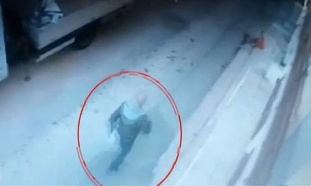 Βίντεο ντοκουμέντο: Η στιγμή της σύλληψης του δολοφόνου της Δώρας Ζέμπερη