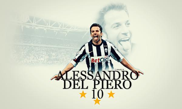 Αλεσάντρο Ντελ Πιέρο: Ο Ιταλός Μέγας Αλέξανδρος!