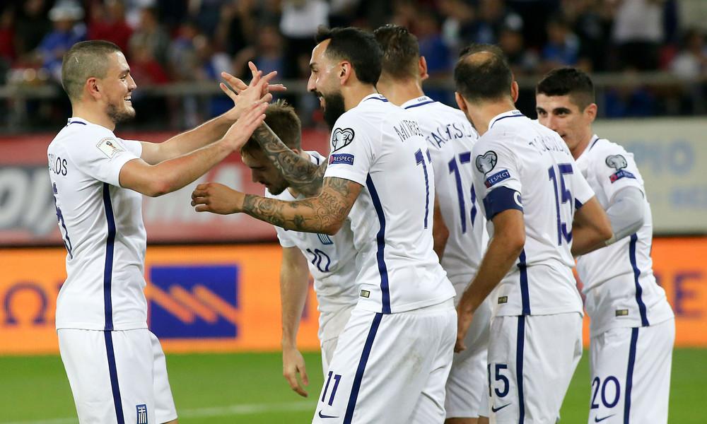 Κροατία-Ελλάδα: Οι ευχές της ΑΕΚ για την «γαλανόλευκη» (pic)