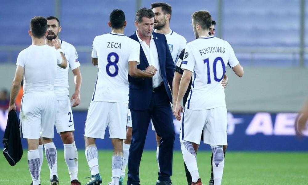 Κροατία-Ελλάδα: Αυτή είναι η ενδεκάδα της Εθνικής!