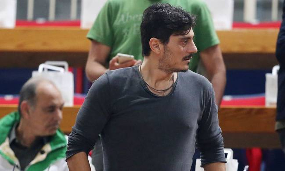 Ολυμπιακός-Παναθηναϊκός: Στο ΟΑΚΑ ο Δ. Γιαννακόπουλος